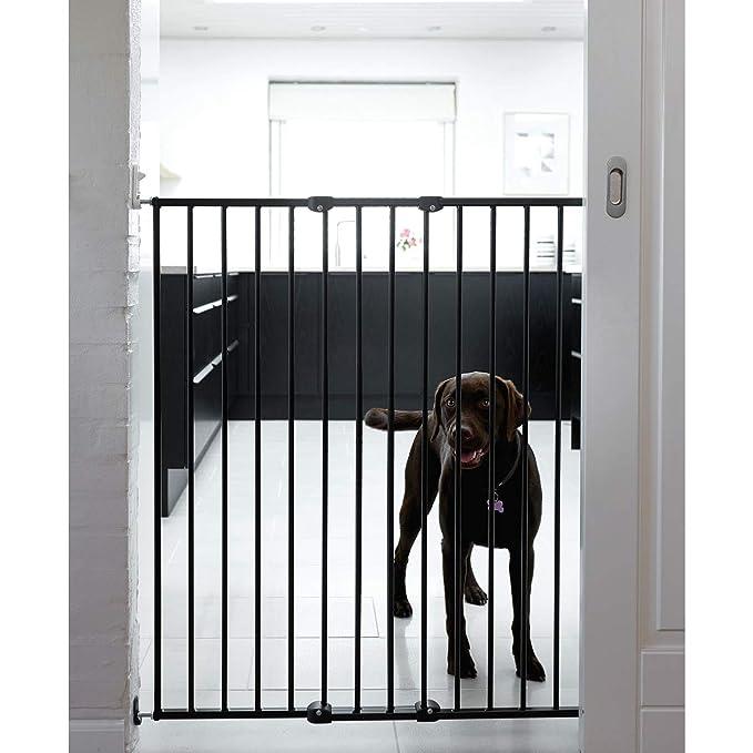 Black Scandinavian Pet Design Flex M 56216-92600-10-85 Dog Barrier