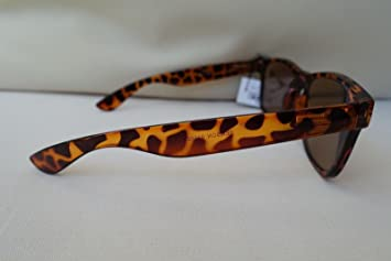 2in1 Sonnenbrille mit Sehstärke Sonnenlesebrille Nerd mit Federbügel Lesebrille