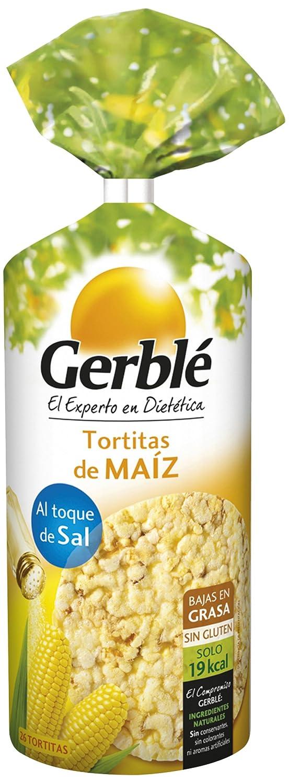 Gerblé - Tortitas De Maíz - - 26 tortitas - 130 g