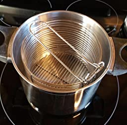 how to make french fries on the stove top