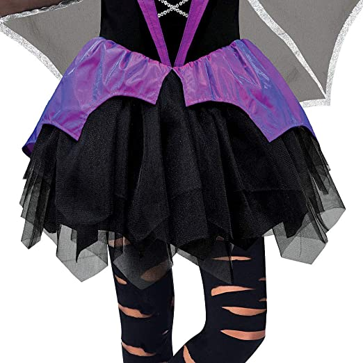 Details about  /Miss Battiness Costume Halloween Fancy Dress