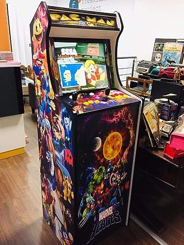 Maquina arcade retro tamaño real: Amazon.es: Handmade