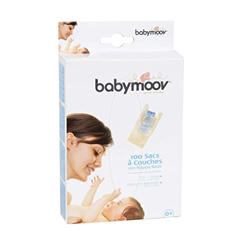 Babymoov Recharges de 100 Sacs Hygiéniques