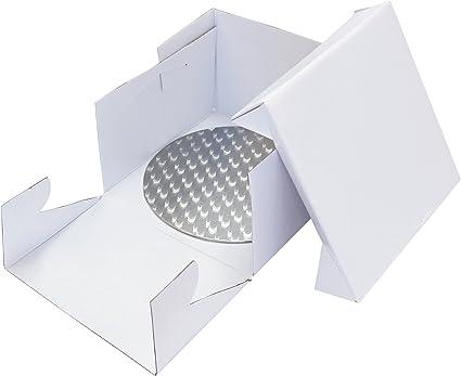 9-inch cake box