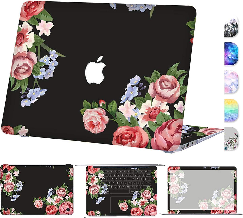 Sunflower Macbook Pro 13 Skin 2017 Macbook Air 11 13 Stickers Macbook 12 Inch Decal Laptop Cover Macbook Pro 15 2018 Vinyl Sticker Floral