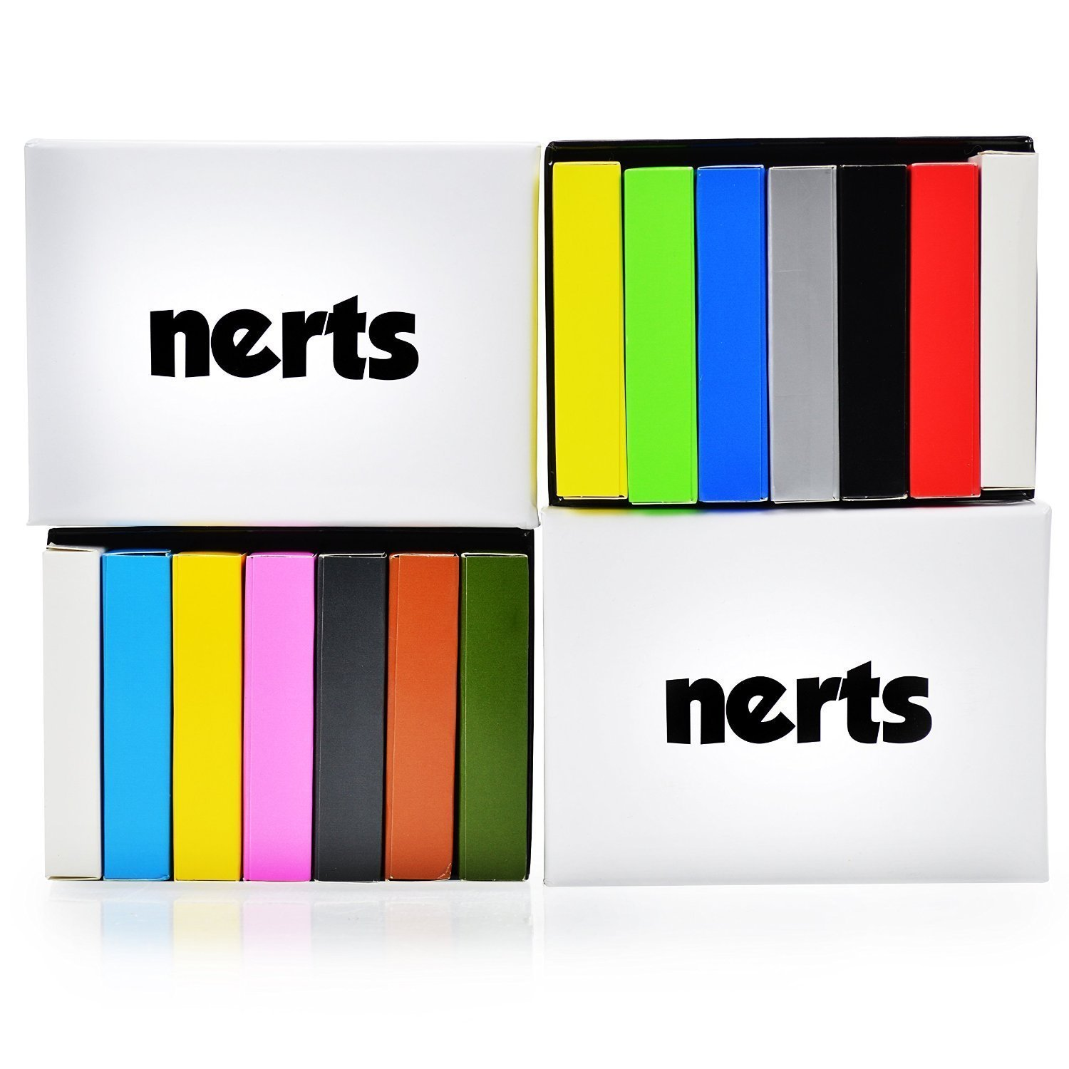 DYNASTY TOYS NERTS 12 Decks of Playing Cards Set