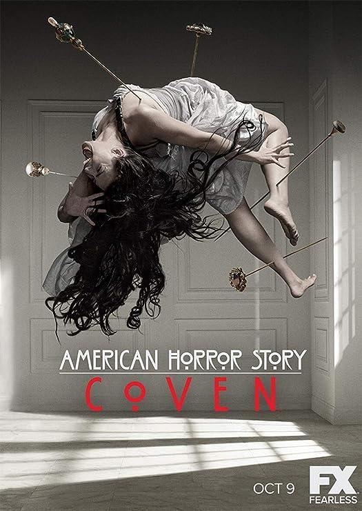 Instabuy Poster American Horror Story (U) - Theaterplakat - A3 (42x30 cm)