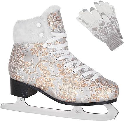 Strumpfhose zum Tragen im Schlittschuhe ROYAL BAY® Figure Skating    royalbay.de