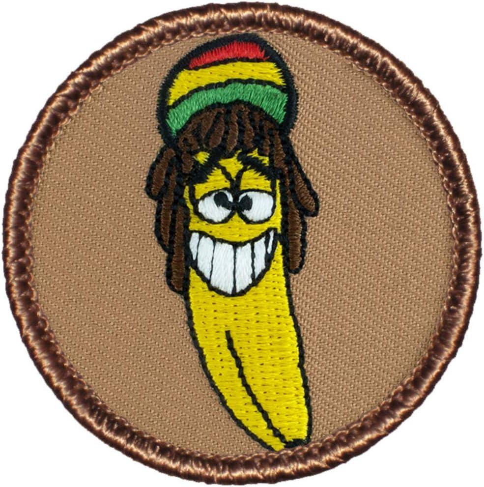 #495 Rasta Banana Patrol! Hey MON New Boy Scout Patrol Patch