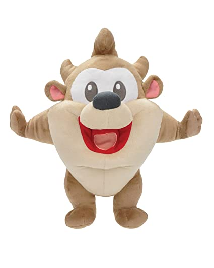 Warner Bros Looney Tunes Baby Taz muñeca de peluche para un niño 30 cm Bajo licencia