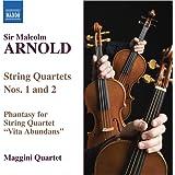Arnold - String Quartets Nos 1 & 2