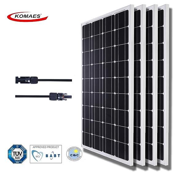 Komaes Solar Panel Review