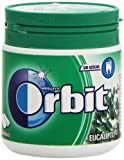 Orbit Bote - Chicle Sin Azúcar Eucalipto 60 grágeas