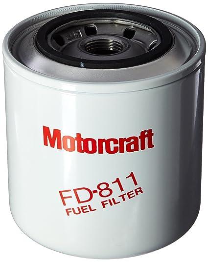 Amazon.com: Motorcraft FD811 Fuel Filter: Automotive