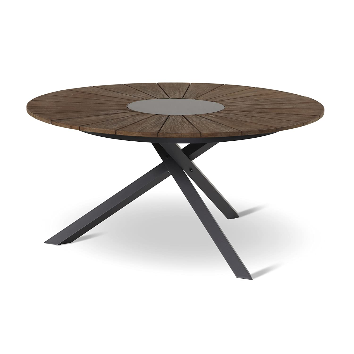 Hartman Table de Jardin Provence Hexagon Ø150 cm Table en ...