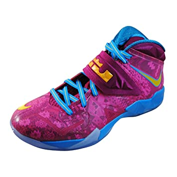 separation shoes fd70d 3d596 Image Unavailable. Image not available for. Color  Nike Zoom Soldier VII ...
