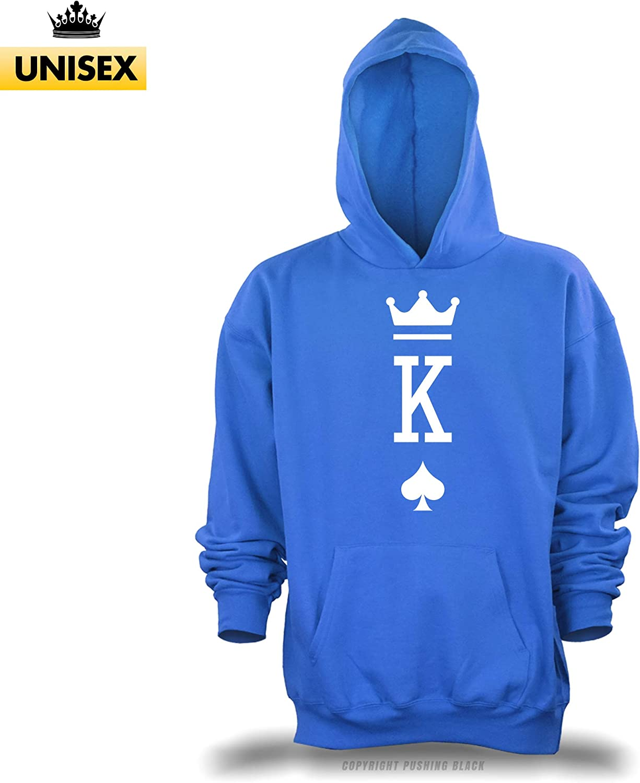 King of Spades Unisex Pullover Hoodie