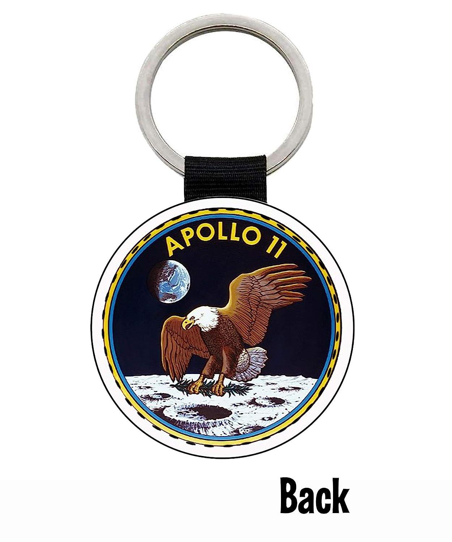 MasTazas NASA Apolo 11 Llavero Keyring: Amazon.es: Juguetes ...