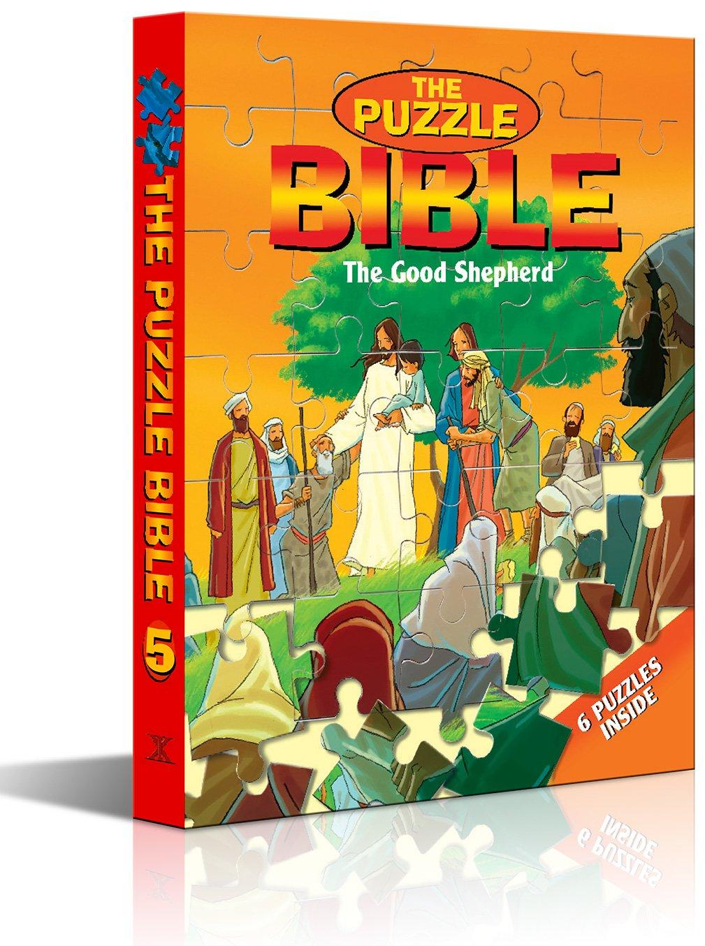 Read Online The Good Shepherd (Puzzle Bible) pdf