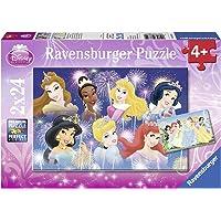 Ravensburger 8872 - Disney The Princesses Gathering Puzzle 2x24pc Jigsaw Puzzle
