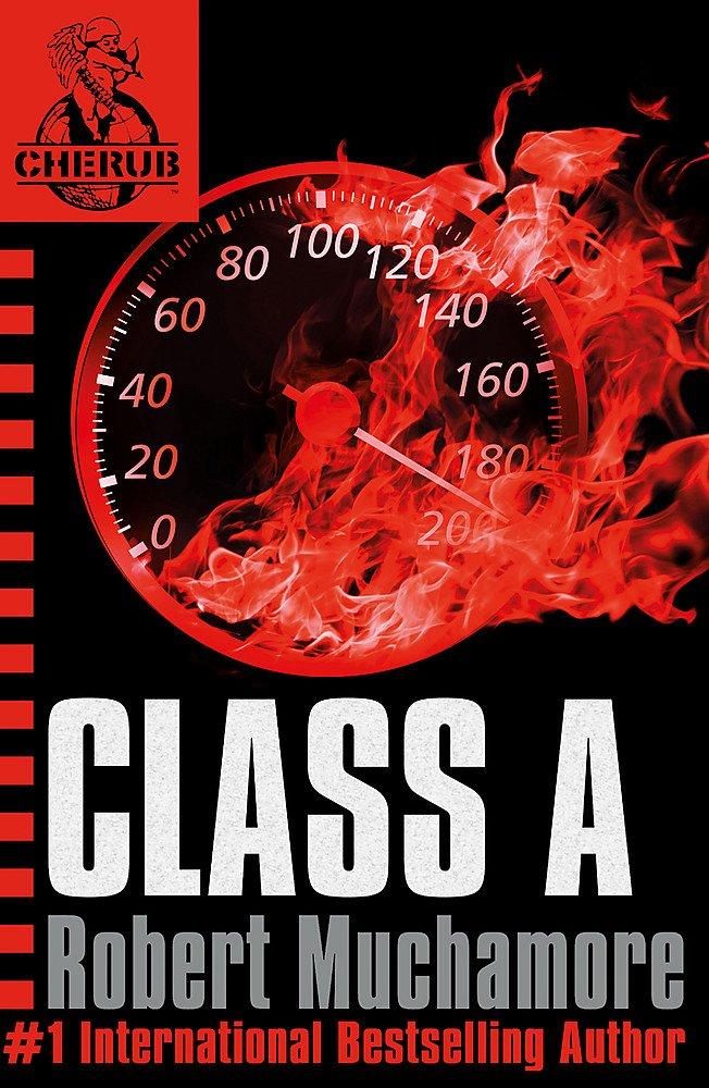 Read Online Class A (CHERUB #2) pdf