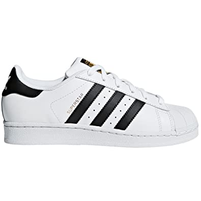 reputable site 93c5a d2591 Adidas Original Superstar Autentic Blancas para Mujer de Piel. Sneakers   Amazon.es  Zapatos y complementos