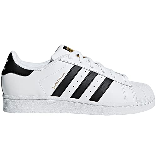 watch 60986 c3176 Adidas Original Superstar Autentic Blancas para Mujer de Piel. Sneakers  Amazon.es Zapatos y complementos