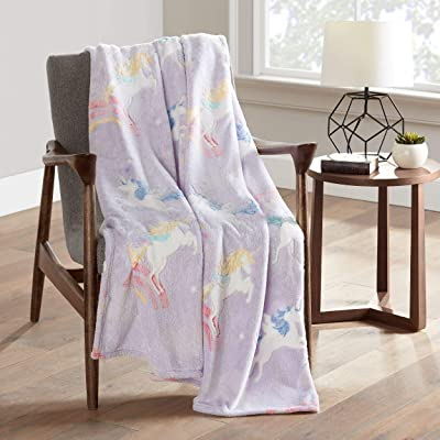 Your Zone Glow Throw - Unicorn: Home & Kitchen
