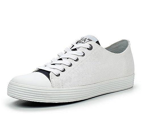 Emporio Armani Scarpe EA7 Sneaker 278045 6P299 00010 White - 11 USA - 45 1  6472c2ab282