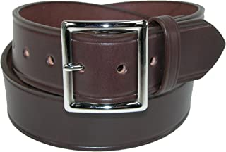 product image for Boston Leather Men's Leather 1 3/4 Inch Garrison Belt