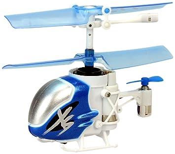 Silverlit - 84702 - Hélicoptère d\'intérieur - NANO FALCON XS - 3 ...
