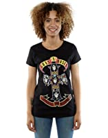 Guns N Roses Damen Appetite For Destruction T-Shirt