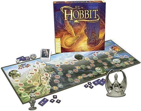 Devir - El Hobbit, Juego de Mesa (BGHOBBIT2): Amazon.es: Juguetes y juegos