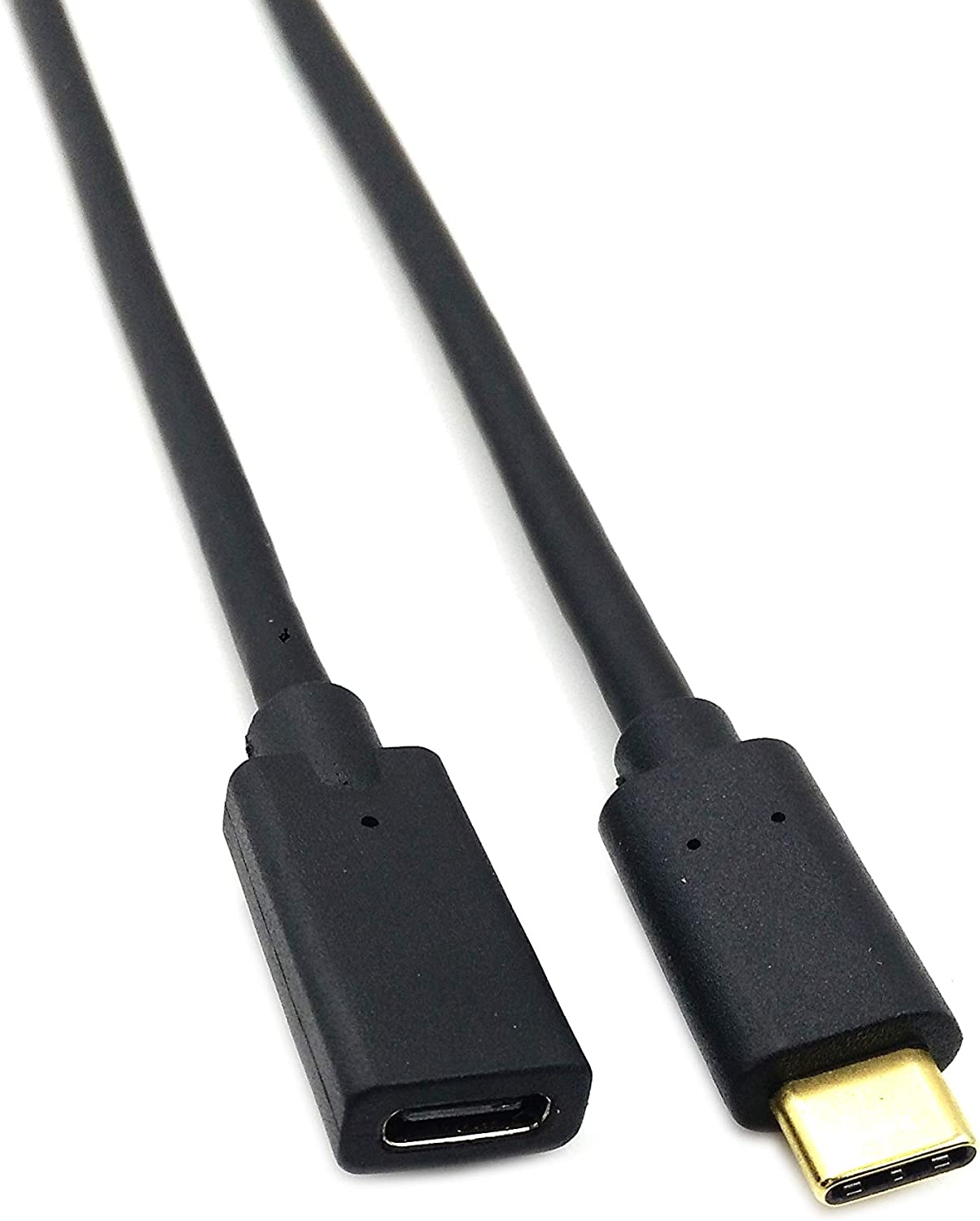 USB C Right M//FM Right /& Left Angled 90 Degree USB-C USB 3.1 Type-C Male to Female Extension Cable for Laptop /& Tablet /& Mobile Phone Poyiccot 90 Degree USB C Type C Male to Female Cable 1Feet//30cm