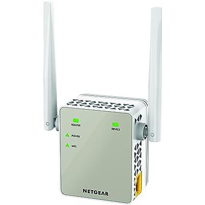NETGEAR ワイヤレスエクステンダー(無線LAN中継機)&イーサネットコンバーターEX6120-100JPS送料込2,980円(d払いで実質2,371円)