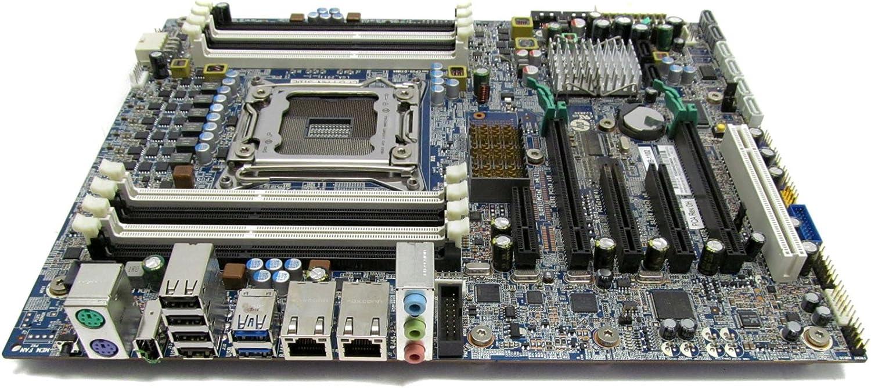 HP Intel LGA2011 v2 DDR3 Z620 Workstation 618264-002 708614-001 Motherboard