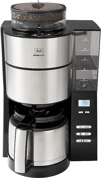 Melitta 1021-12 AromaFresh Therm Filterkaffeemaschine (mit ...