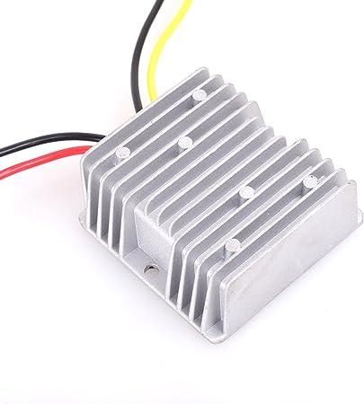 Cocar Lkw Netzteil Spannungswandler 24v Auf 12v 30a Elektronik