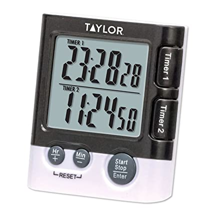 Incroyable Taylor Precision Products Dual Event Timer