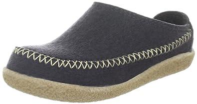 Haflinger Credo, Unisex-Erwachsene Pantoffeln, Blau (Kapitän 79), 40 EU