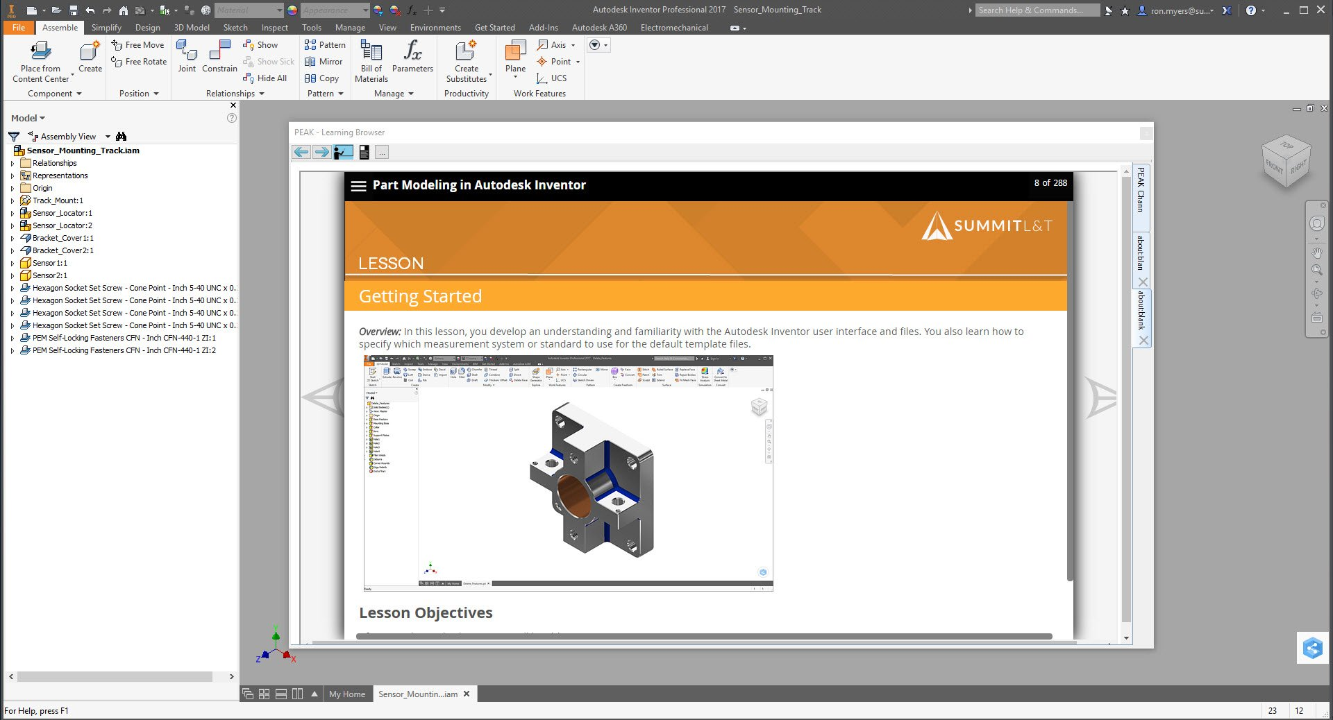 Autodesk Inventor: User and Professional Certification Prep