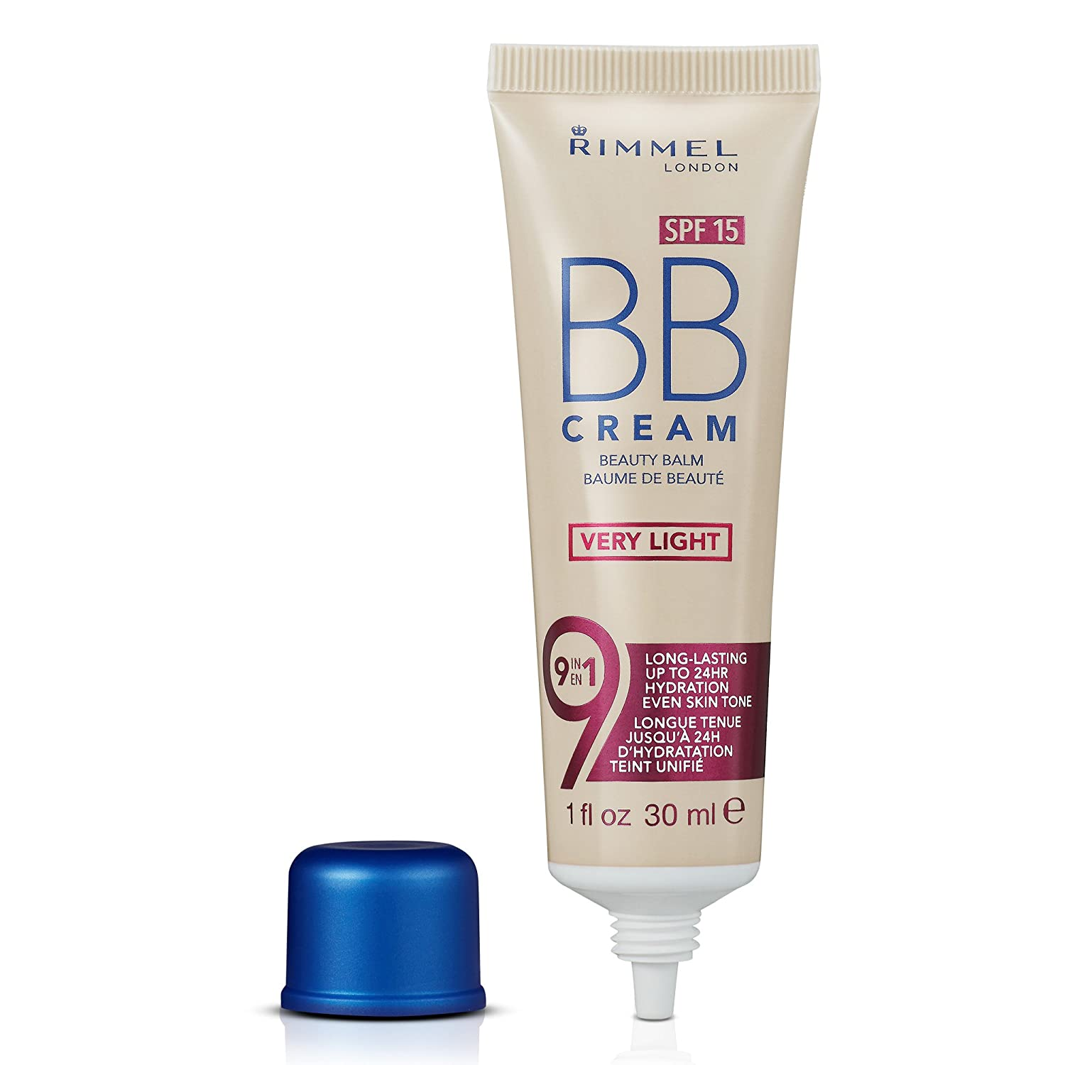 Rimmel London BB Cream, Medium, 30 ml Coty 34775952002