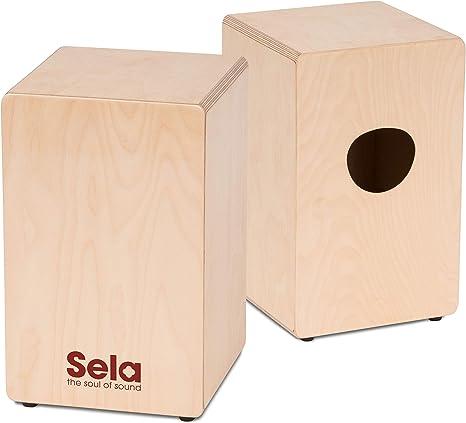 Sela SE 117 - Cajón para principiantes y avanzados: Amazon.es: Instrumentos musicales