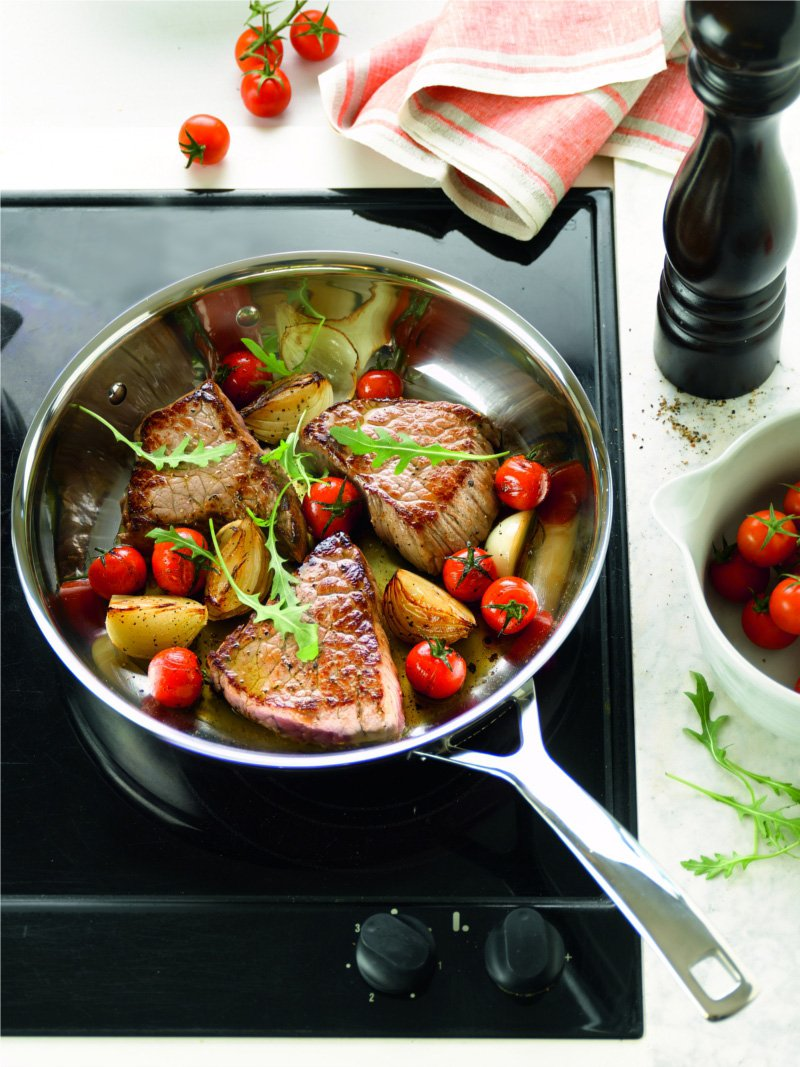 Le Creuset Tri-Ply Stainless Steel Fry Pan Review
