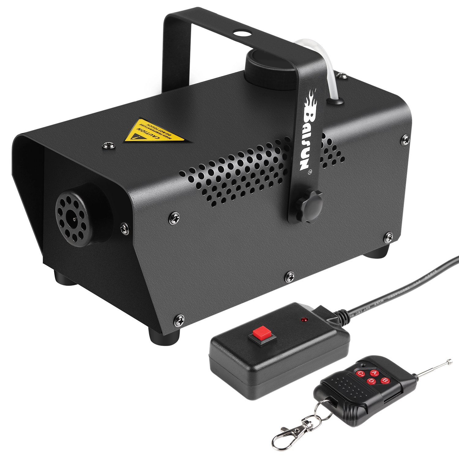 Stage Fog Machine Baisun 400W Wireless Remoter Control Smoke Machine