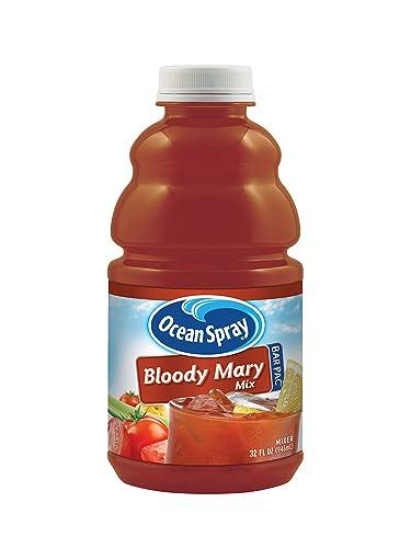 Ocean Spray Bloody Mary Mix, 32 Ounce Bottle