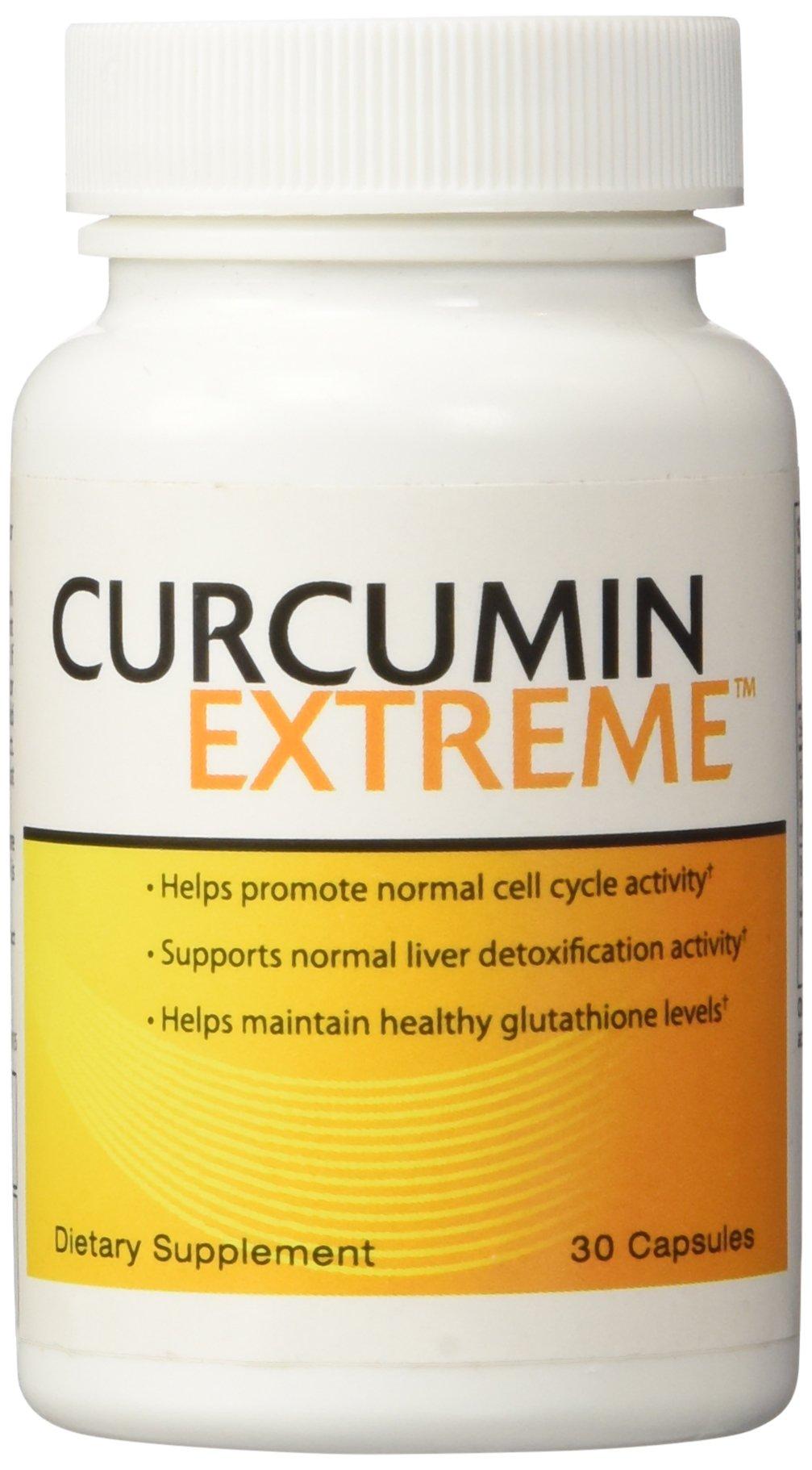 Curcumin Extreme, Curcumin BCM-95 400mg, 30 Capsules