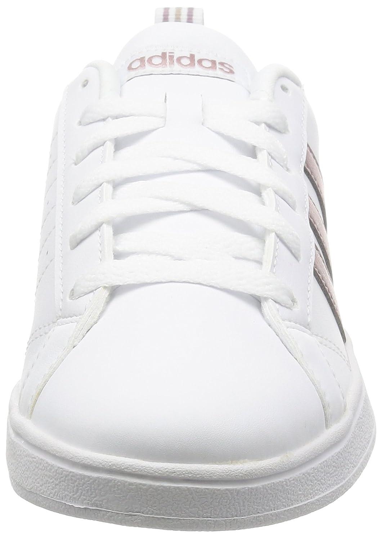 best choice low priced new release Adidas Slipper White AW3865 VS Advantage 36 White: Amazon.ca ...