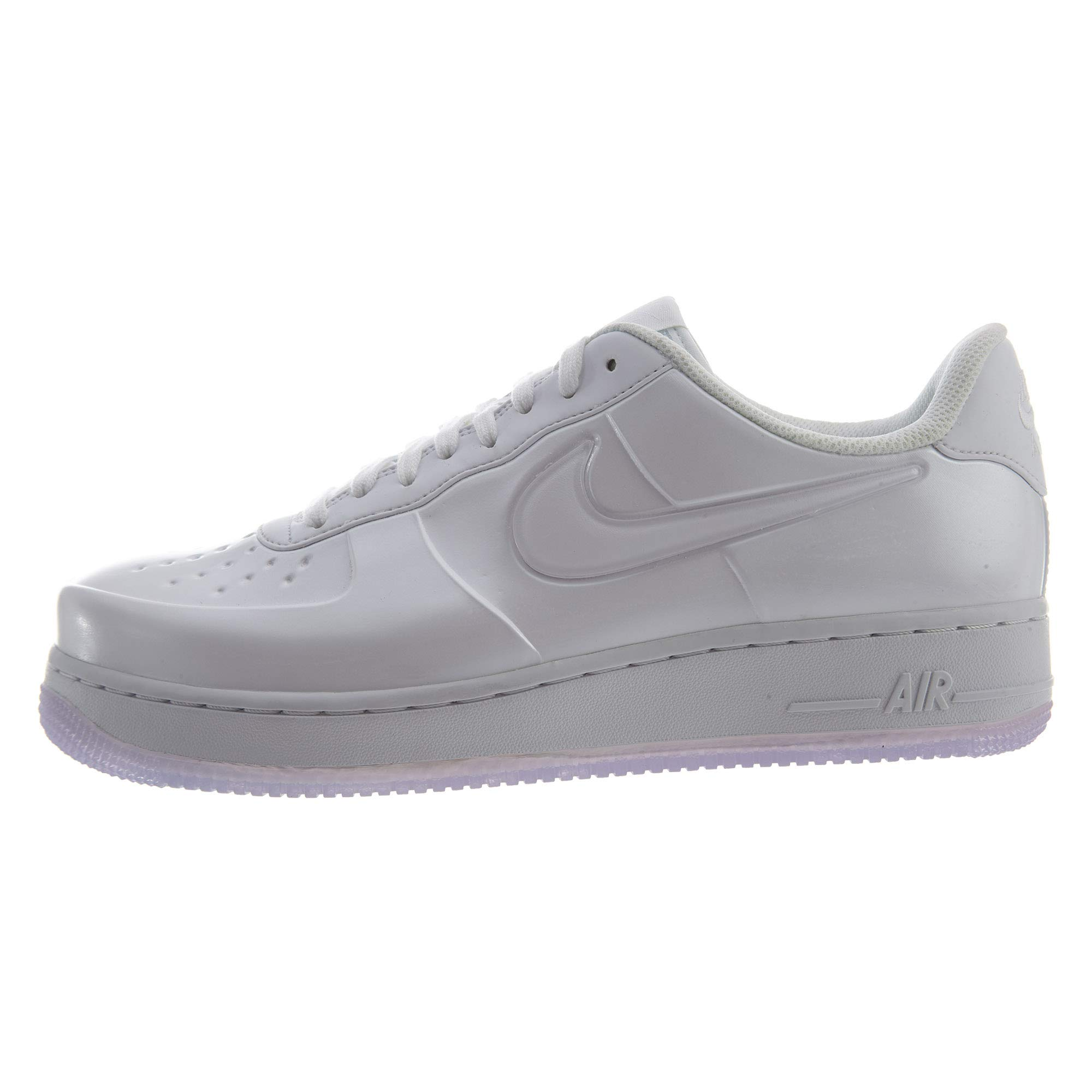wholesale dealer 391b4 85ce3 Nike AF1 Foamposite Pro Cup Mens Trainers AJ3664 Sneakers Shoes (UK 8.5 US  9.5 EU 43, White White White 100)