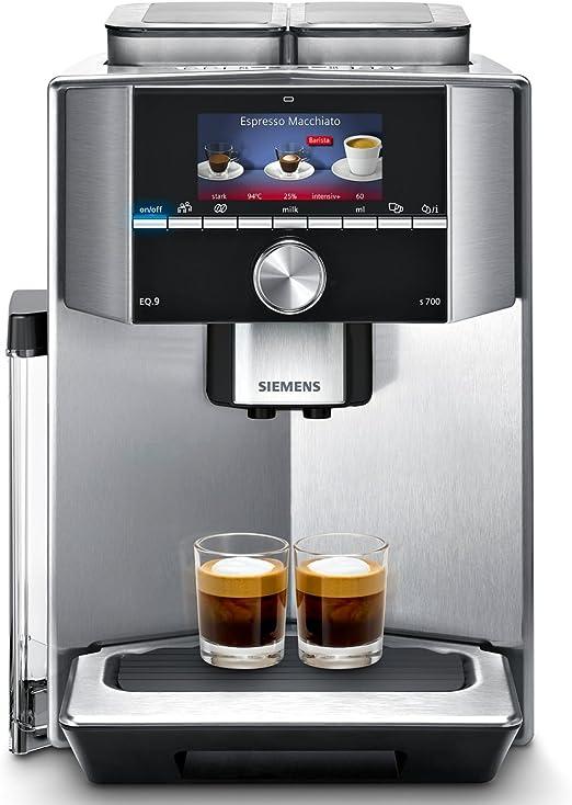 Siemens TI917531DE - Cafetera (Independiente, 2,3 L, Granos de ...